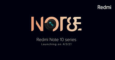 Redmi Note 10 series 108MP camera confirmed