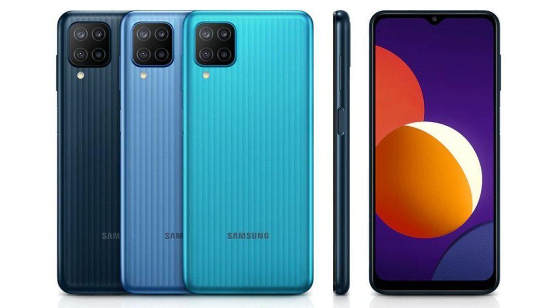Samsung Galaxy M12-