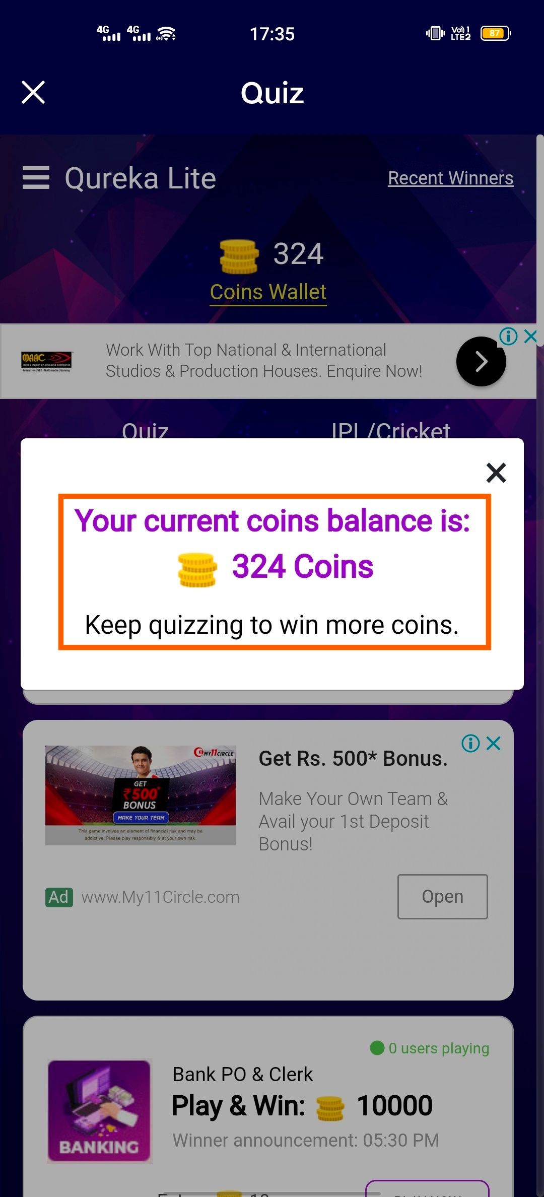 JioPages Quiz