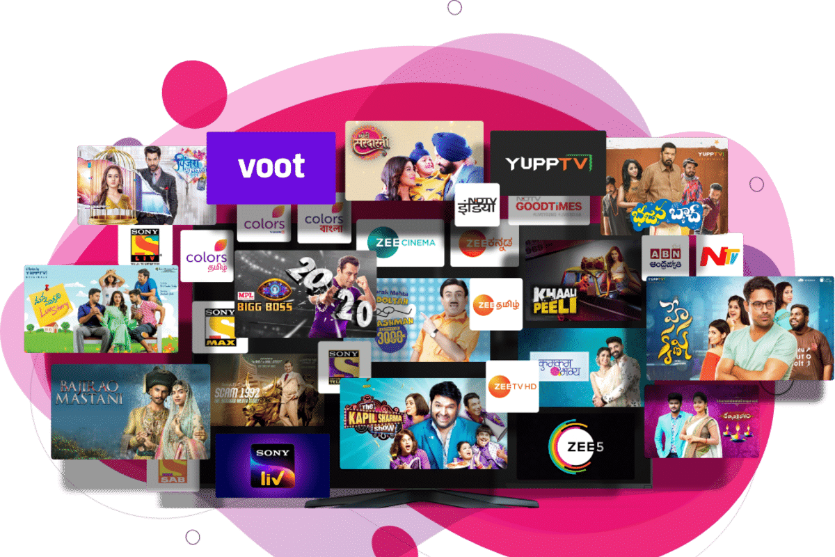 BSNL Cinema Plus pack offers free YuppTV, SonyLIV, VOOT, and ZEE5 subscriptions to existing broadband users