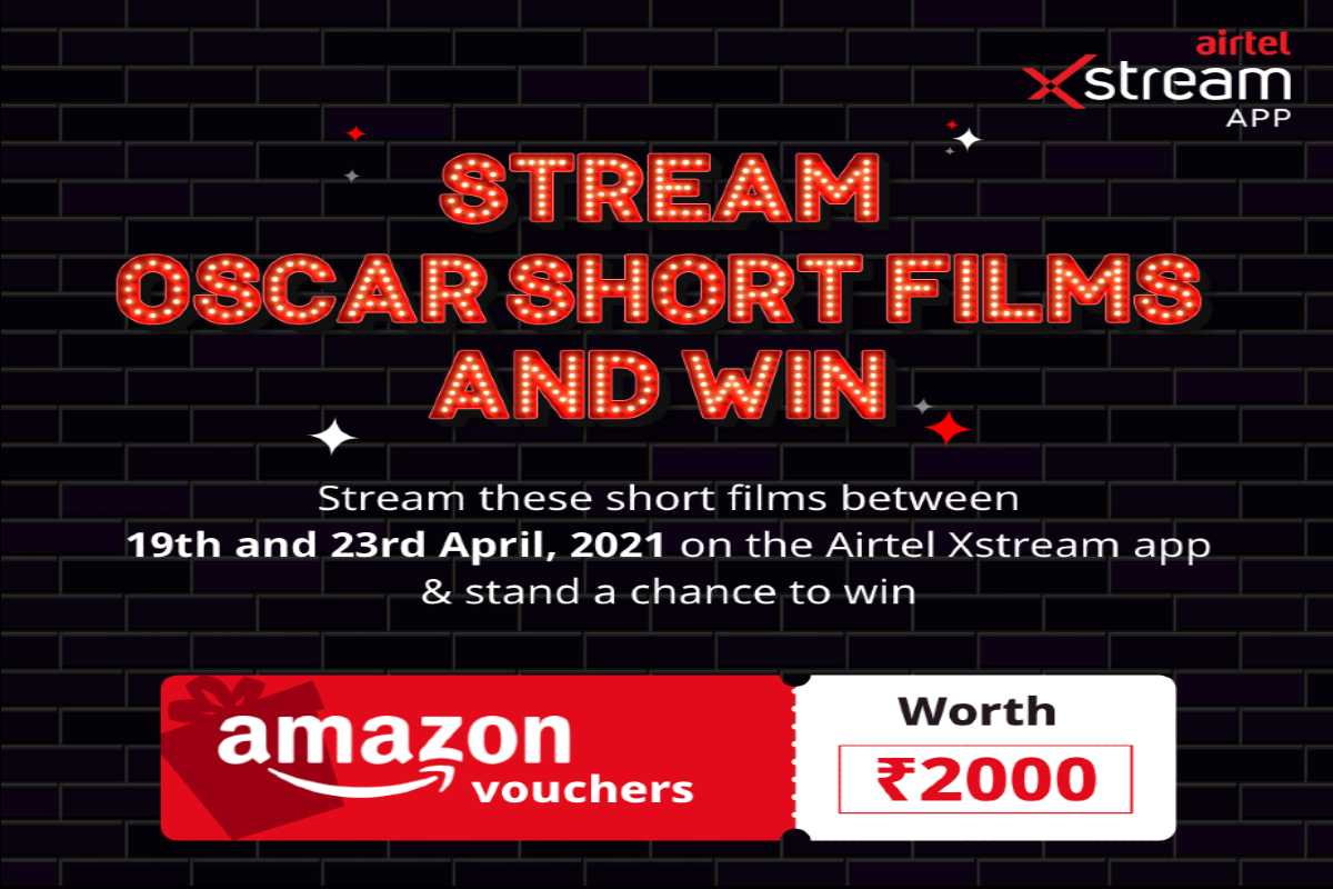 Airtel Xstream stream and win