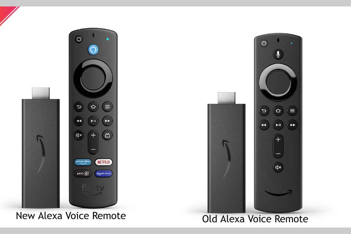 Amazon Alexa Voice Remote