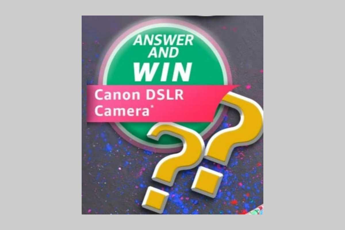 Amazon Holi Edition Quiz