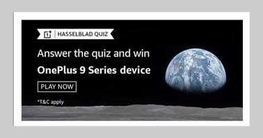 Amazon OnePlus Hasselblad Quiz Featured