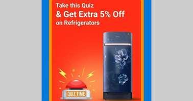 Flipkart Cooling Days Sale Quiz
