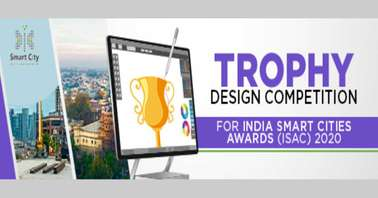 MyGov Trophy Design Competition for India Smart Cities Awards (ISAC) 2020