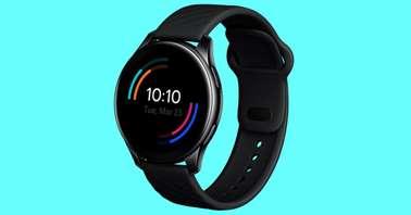 OnePlus Watch render