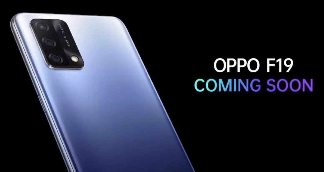 OPPO F19 India launch soon
