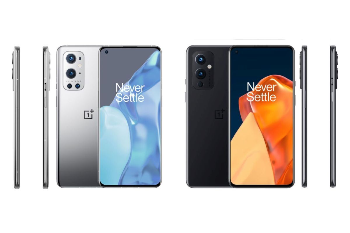 OnePlus 9 Pro and OnePlus 9