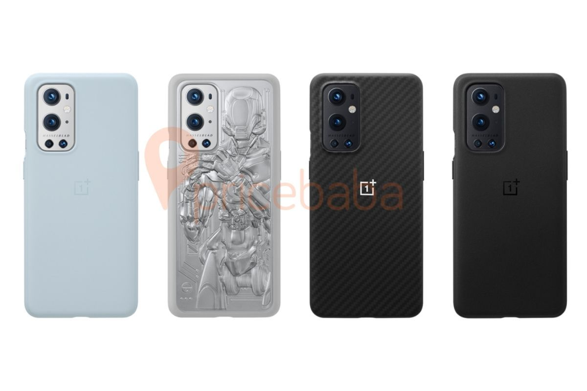 OnePlus 9 Pro official cases revealed ahead of the launch