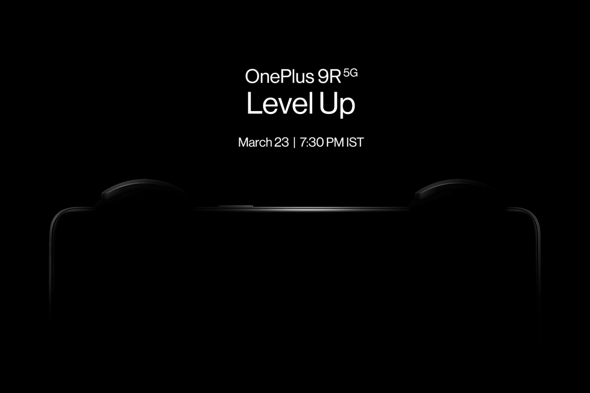 OnePlus 9R 5G with gaming triggers teased-