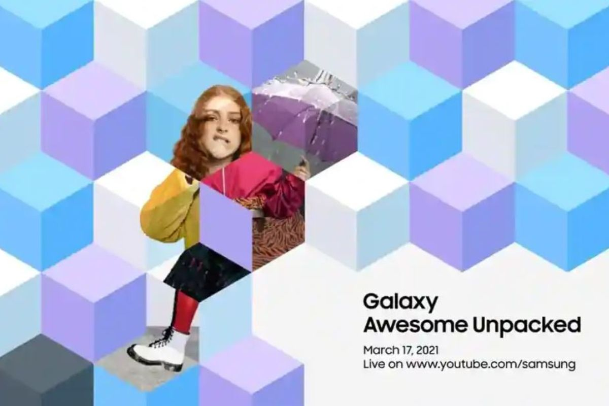 Samsung Awesome Galaxy Unpacked