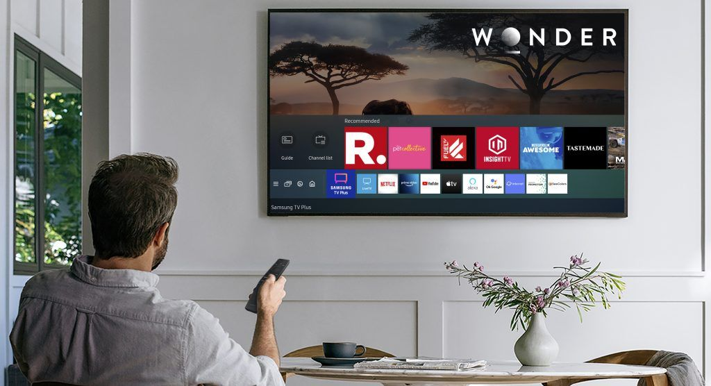 Samsung TV Plus service launched in India for Samsung smart TV, Galaxy smartphone and tablet users
