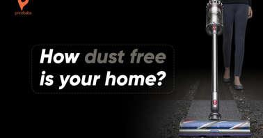 dyson dust study