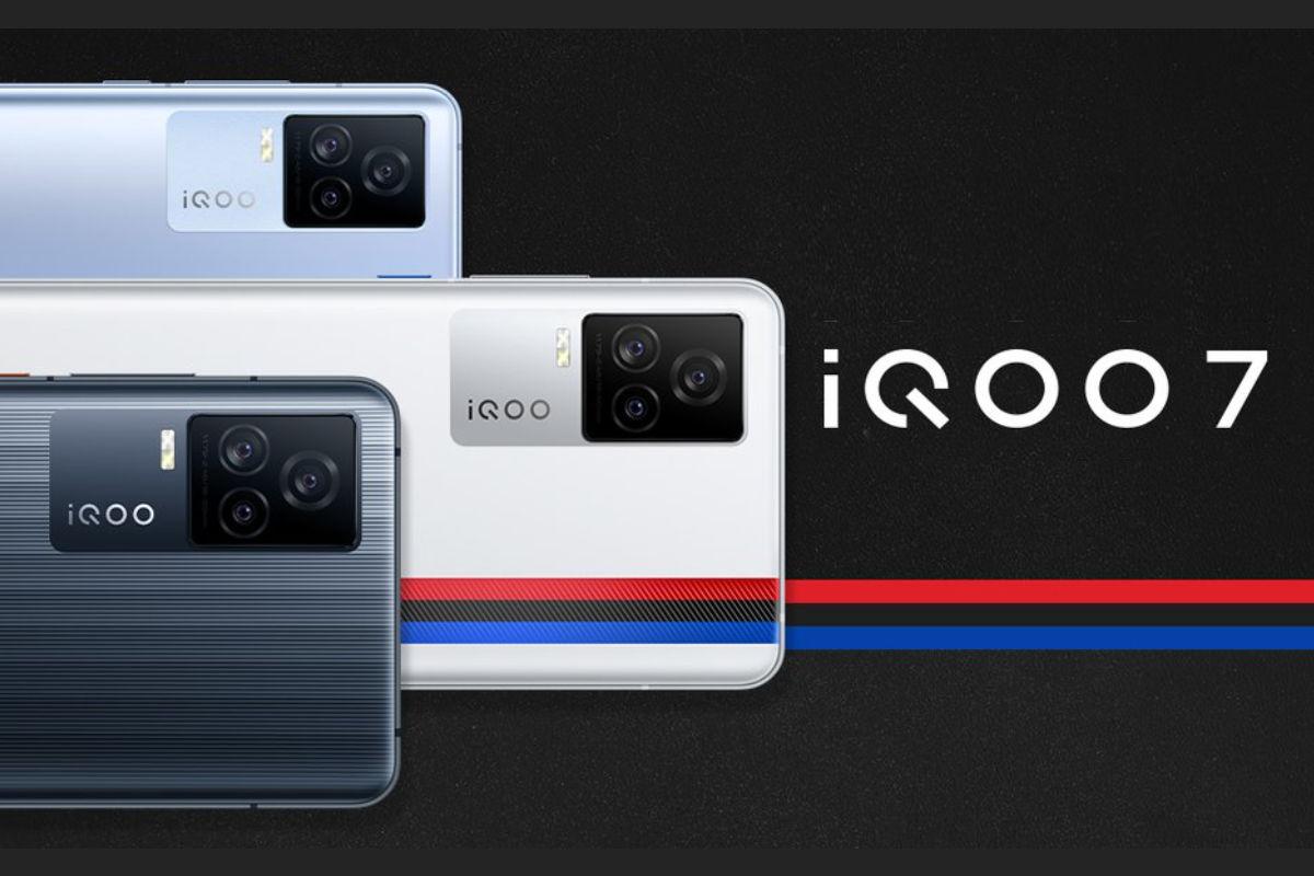 iQOO 7 poster