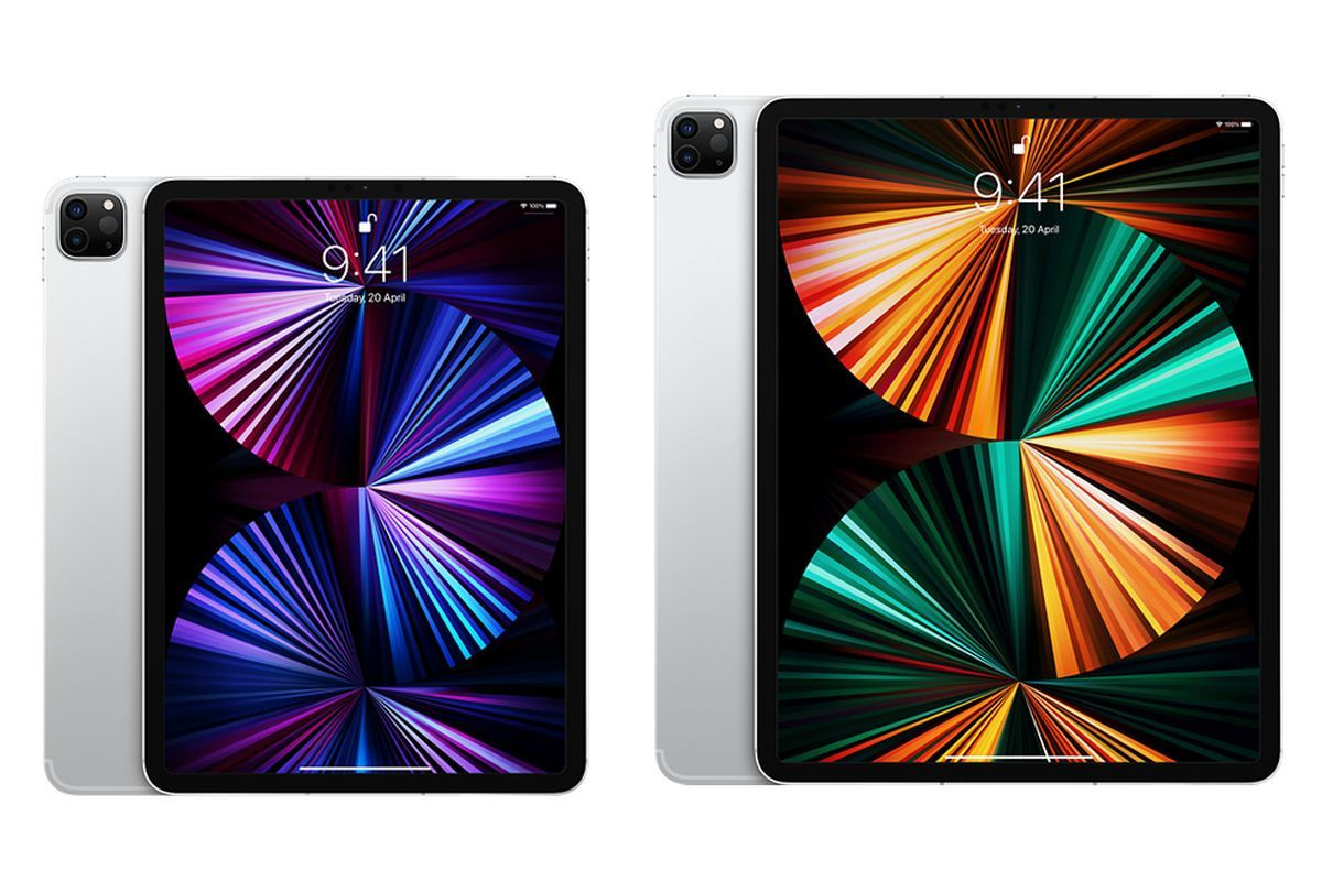 11-inch and 12.9-iinch iPad Pro
