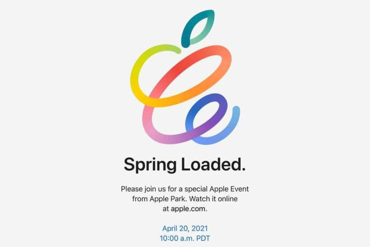 Apple Spring Loaded launch event