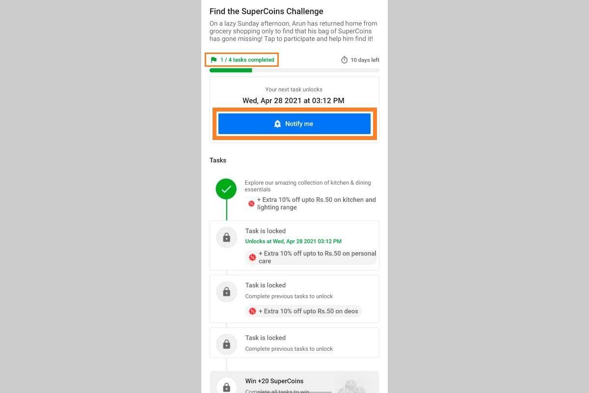 Flipkart Challenges