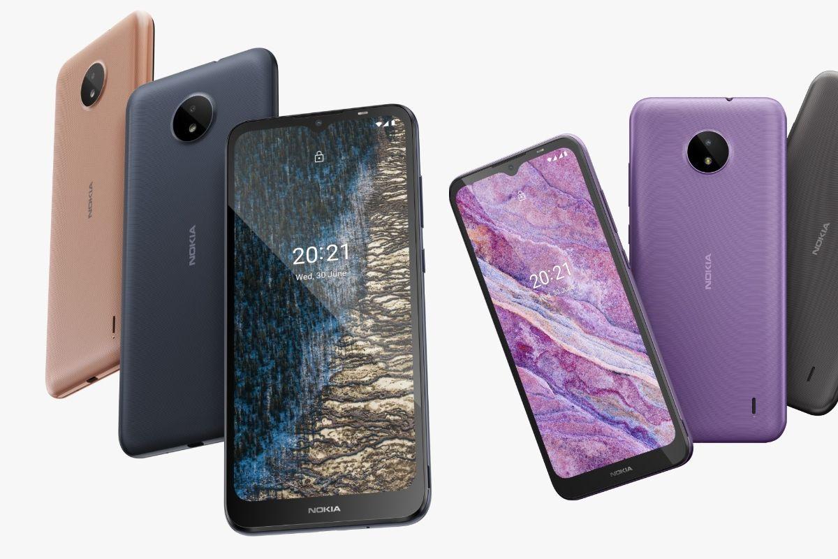 Nokia C10_Nokia C20