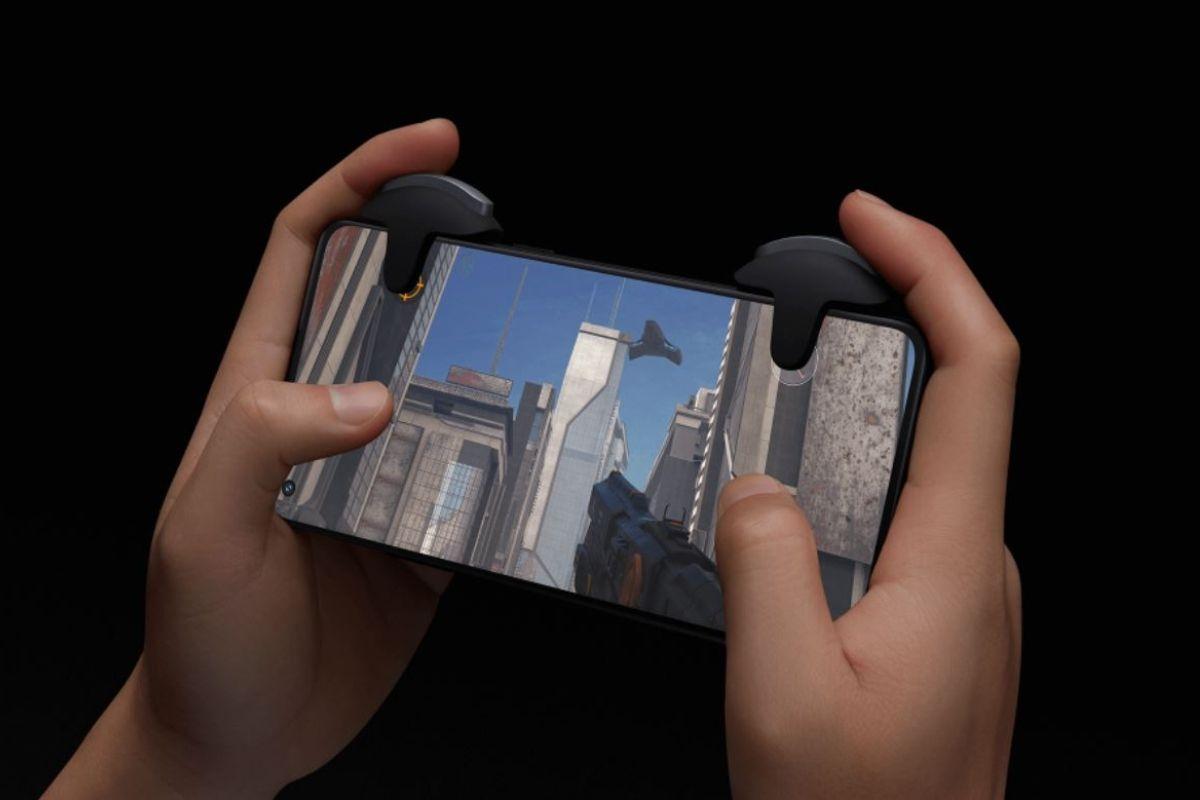OnePlus gaming trigger