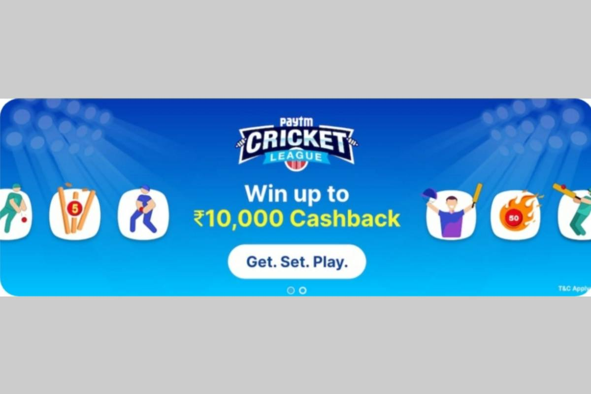 Paytm Cricket League