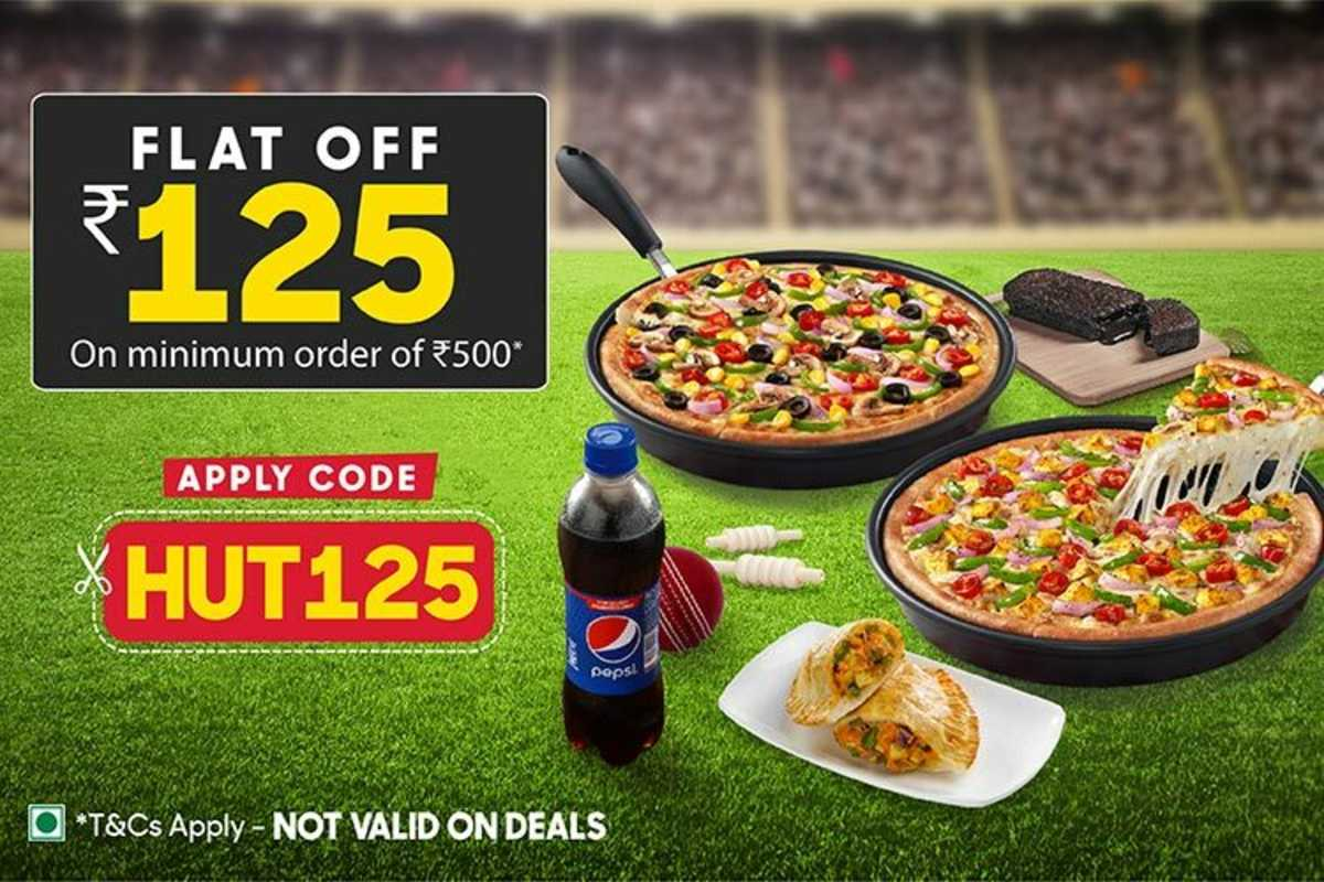 Pizza Hut Premier League offer