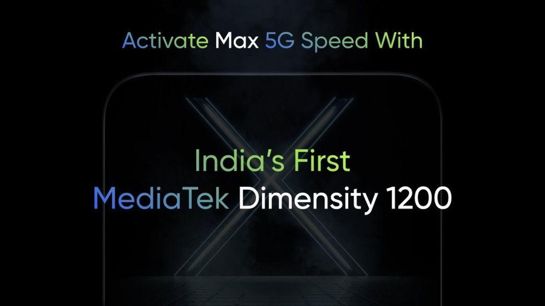Realme Dimensity 1200 phone-