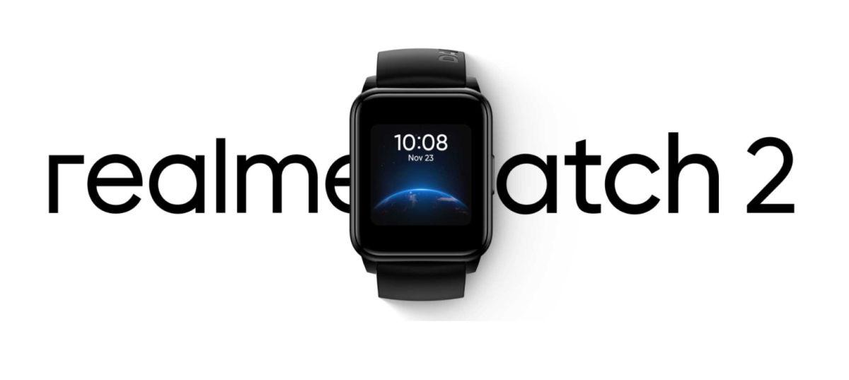 Realme Watch 2-
