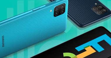 Samsung Galaxy F12-