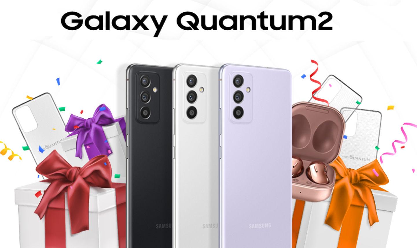 Samsung Galaxy Quantum 2-