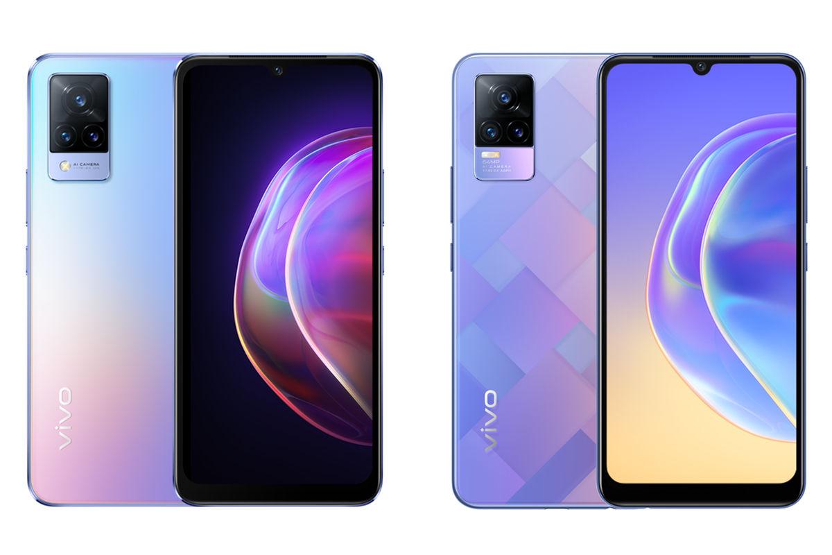 Vivo V21 5G and V21e