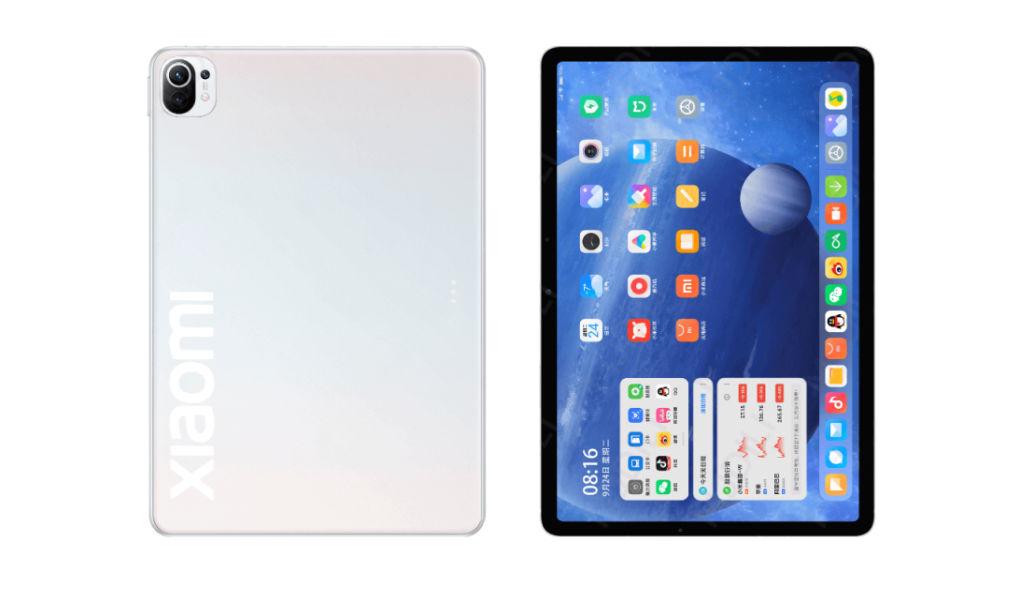 Xiaomi MI Pad 5 render-