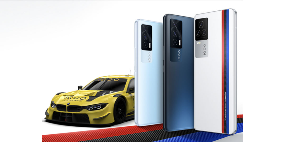 iQOO 7 5G and iQOO 7 Legend 5G