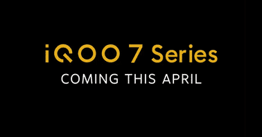 iQOO 7 series coming this April
