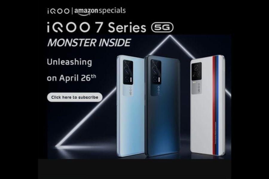 iQOO 7 and iQOO 7 Legend