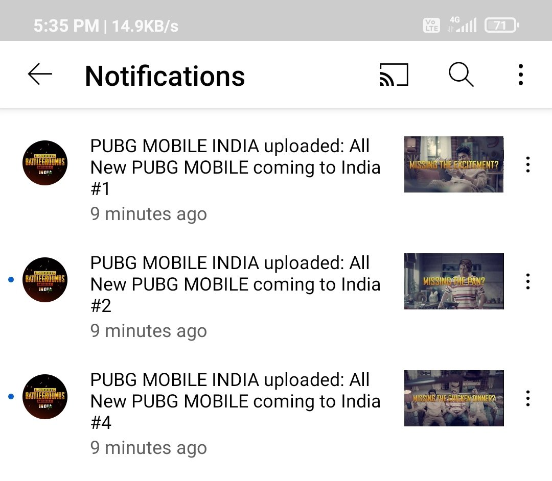 PUBG Mobile India new video teasers
