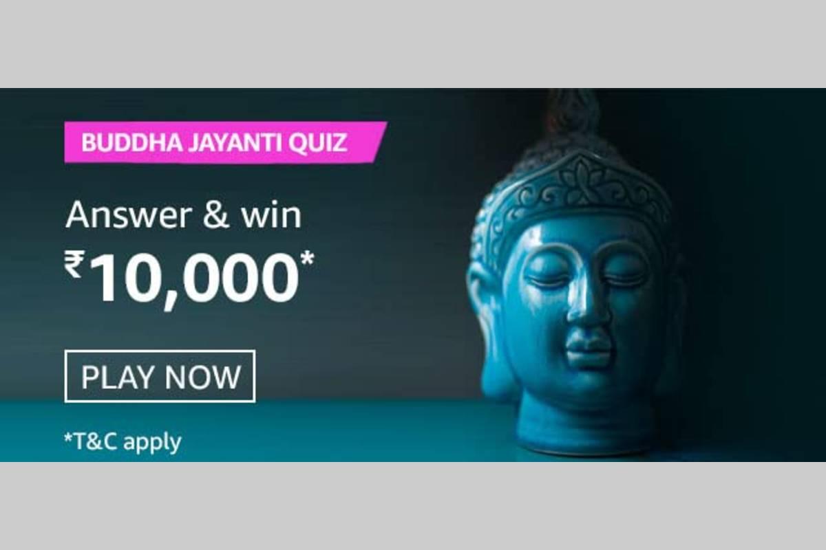 Amazon Buddha Jayanti Quiz