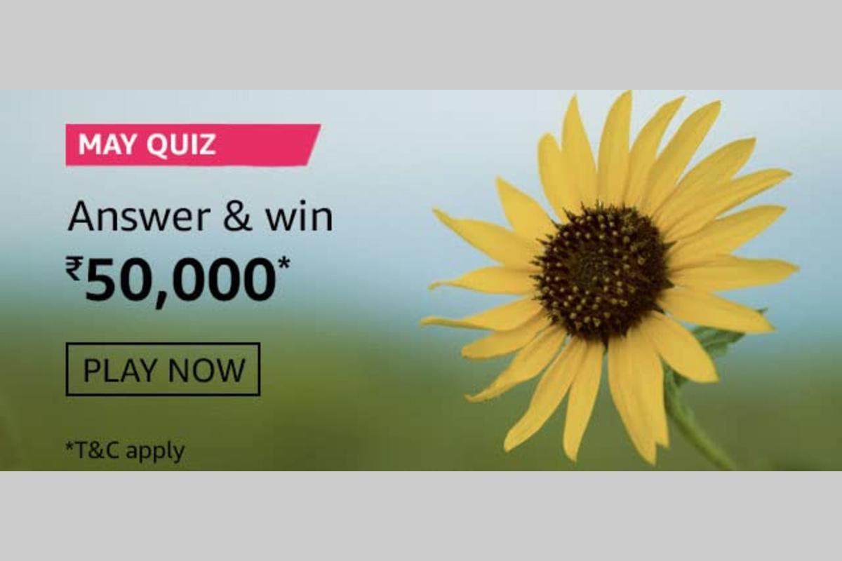 Amazon May Quiz