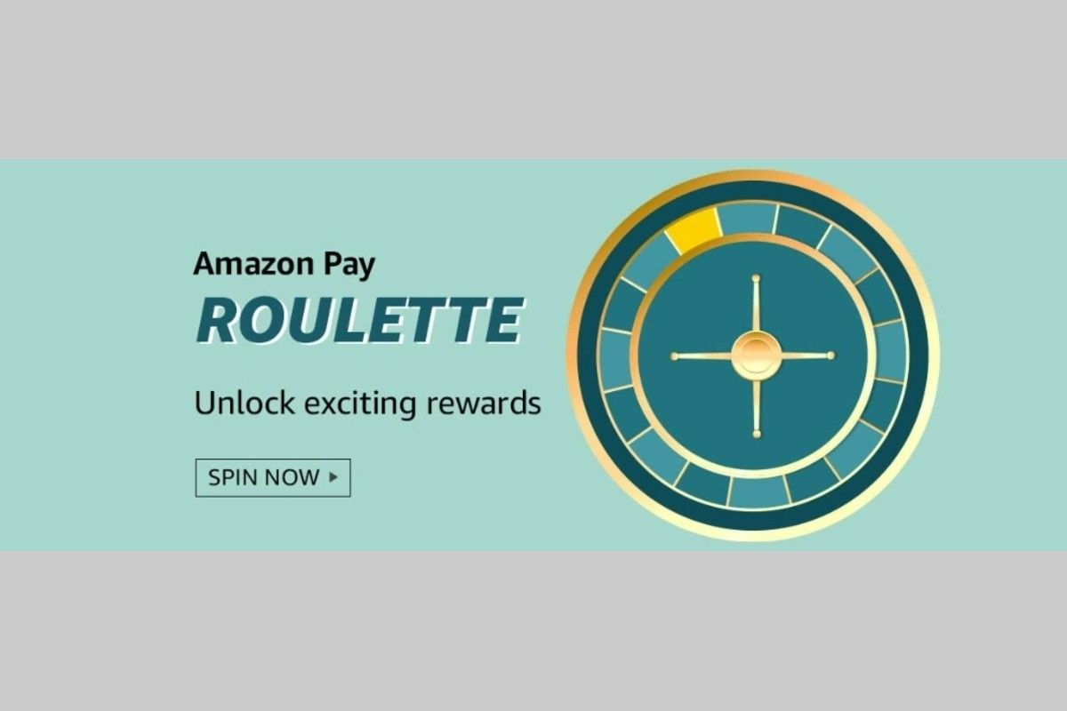 Amazon Pay Roulette Spin and Win Quiz