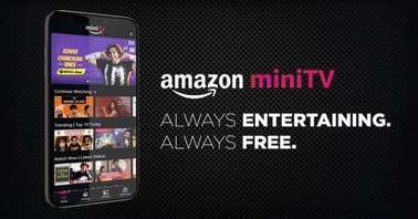 Amazon miniTV