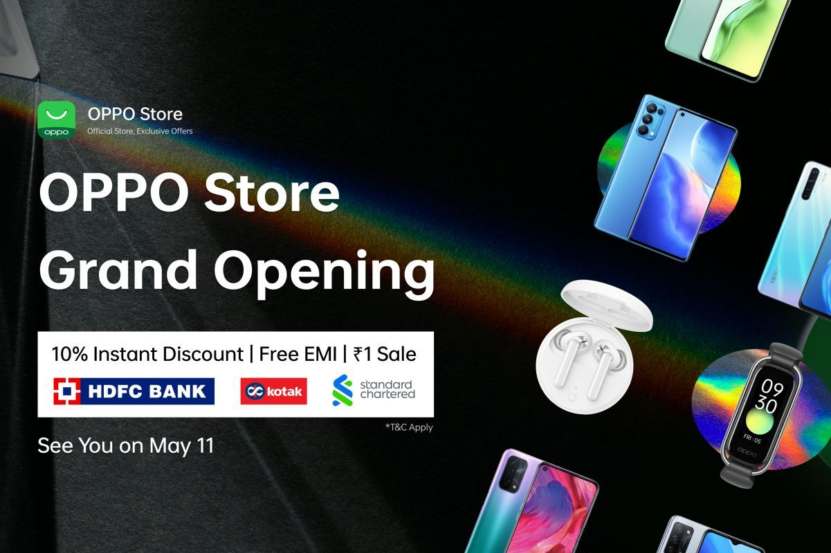 OPPO India online store