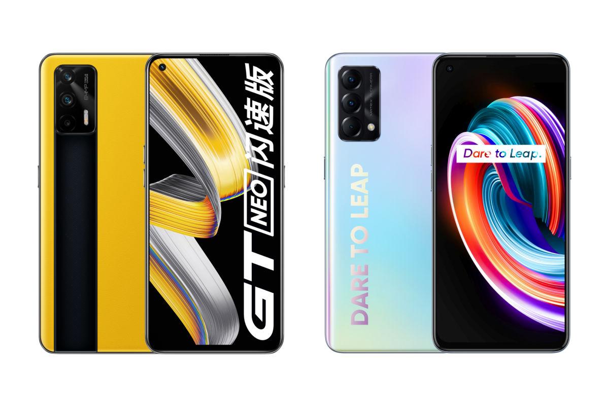 Realme GT Neo Flash Edition and Realme Q3 Pro Carnival Edition