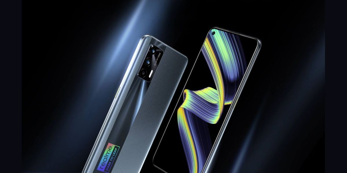 Realme X7 Max 5G-