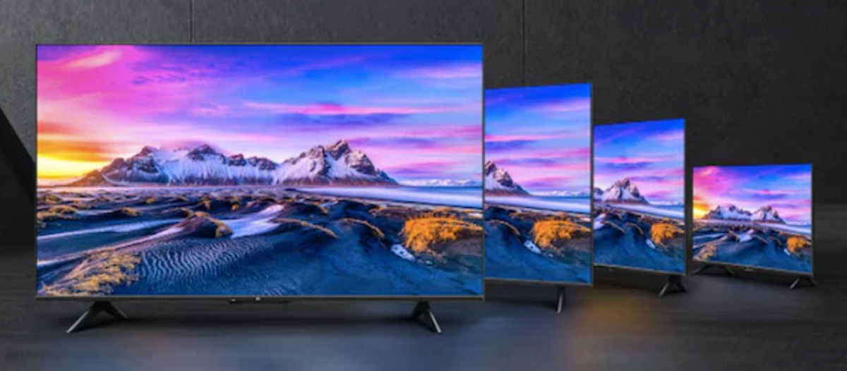 Xiaomi Mi TV P1 series