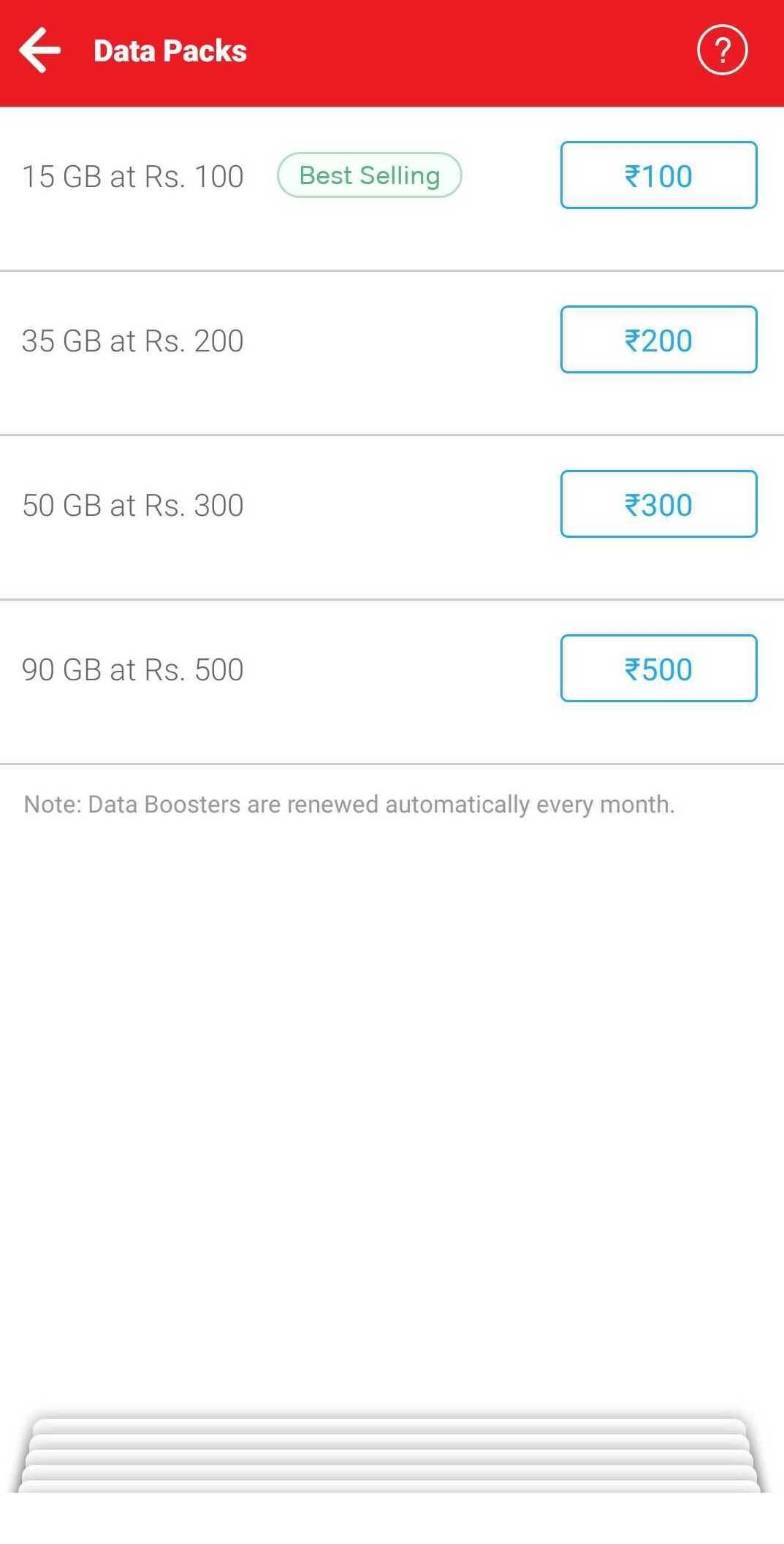 Airtel Smartbytes plan for postpaid users start at Rs 1,000