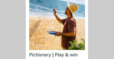 Amazon Pictionary Quiz