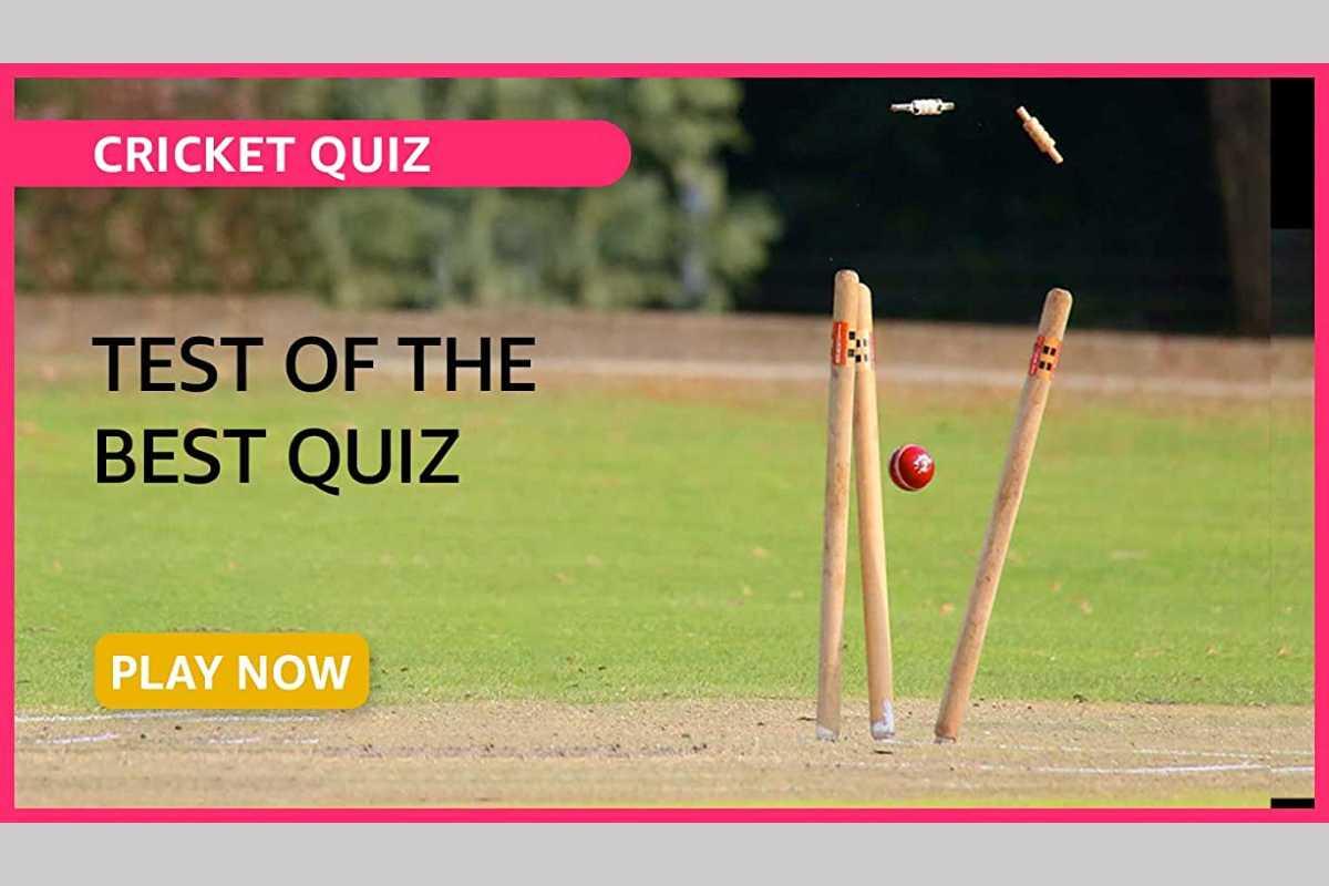 Amazon Test of the Best Cricket Quiz