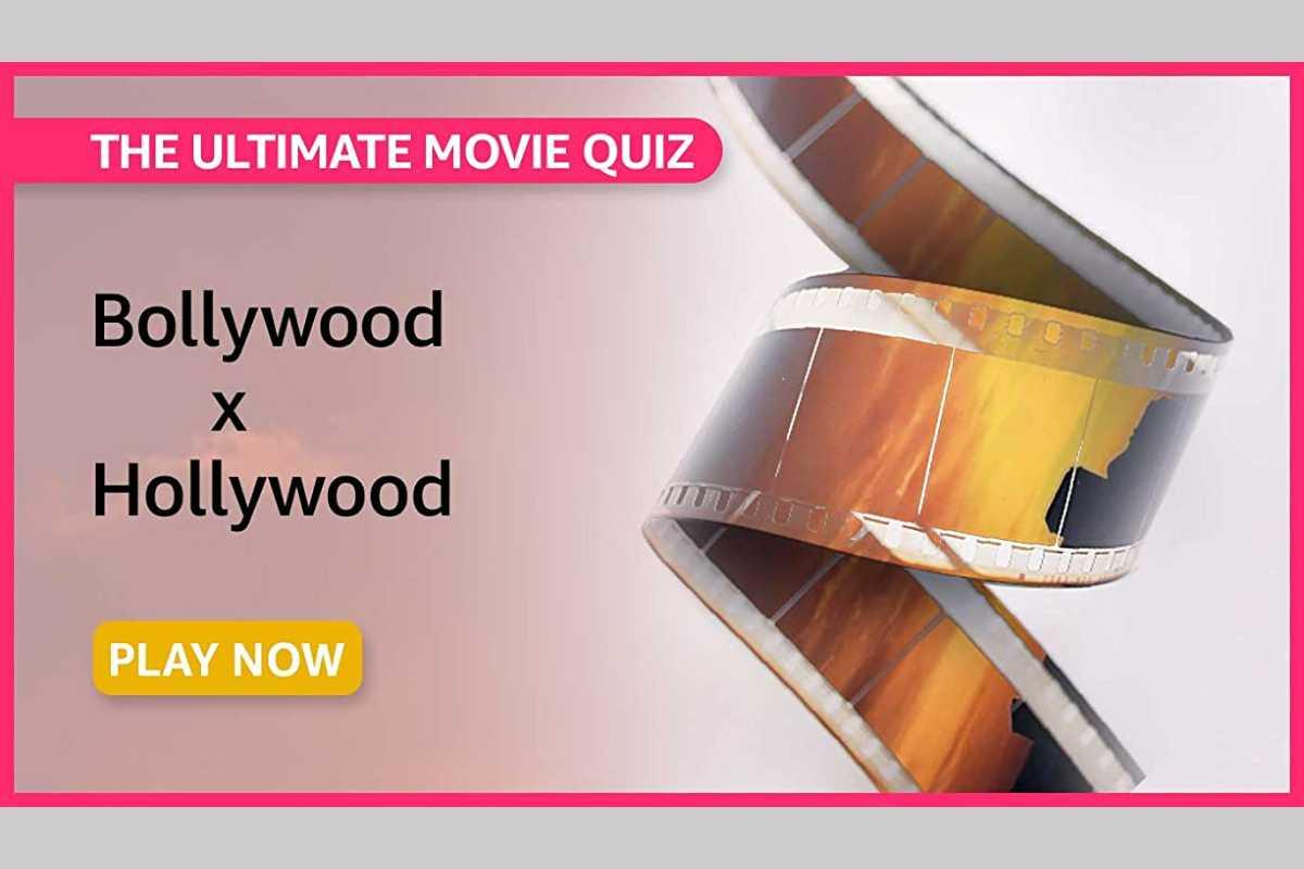 Amazon The Ultimate Movie Quiz