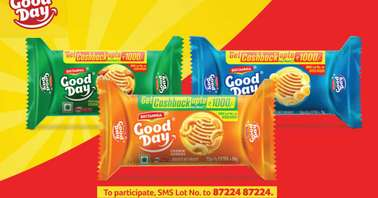 Britannia Good Day Learn From Home Cashback Contest