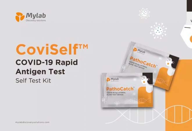 The CoviSelf COVID-19 Self Test Kit has been devleloped by Pune-based Mylab